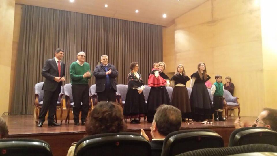 pregon assanlucas 2014
